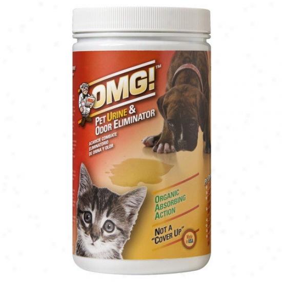 Meds World Llc Omg Pet Urine & Odor Eliminator