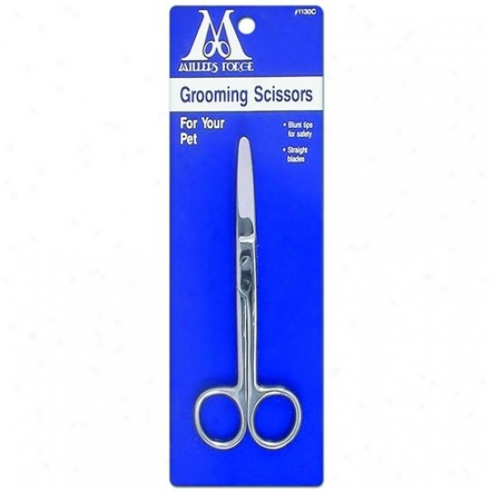 Millers Forge 1130c Straight Grooming Scissors