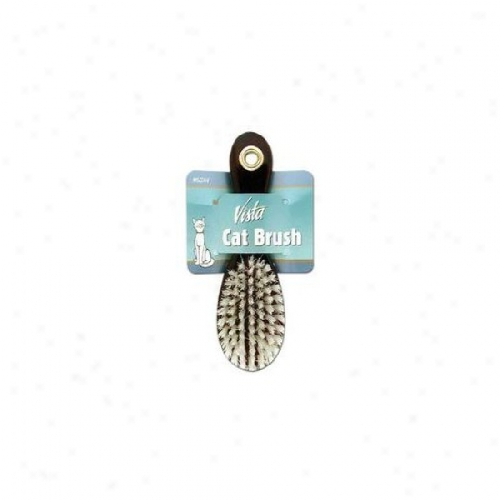 Millers Forge Vista Nylon Cat Brush