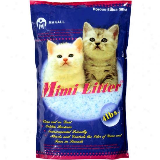 Mimi Litter: Cat Litter, 4 Lb