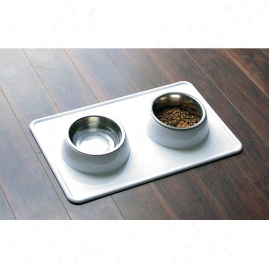 Modern Cat Designs Cat Bow Tray