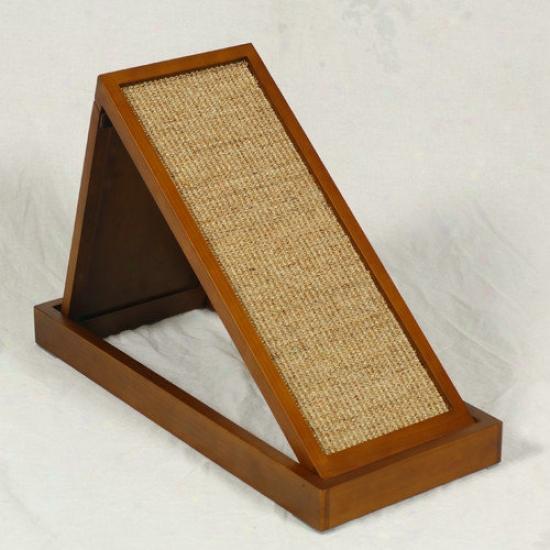 Mr. Herzher' Craftsman Series Combo Scratching Board