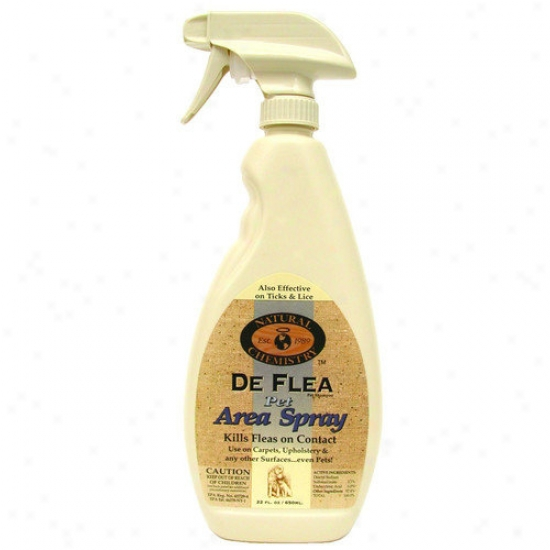 Natural Chemistry De Flea Pet Area Sprat