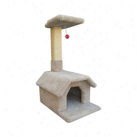 New Cat Condos 35'' Cat House