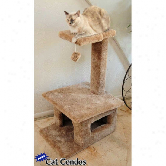 New Cat Condos 36'' Discount Cat House