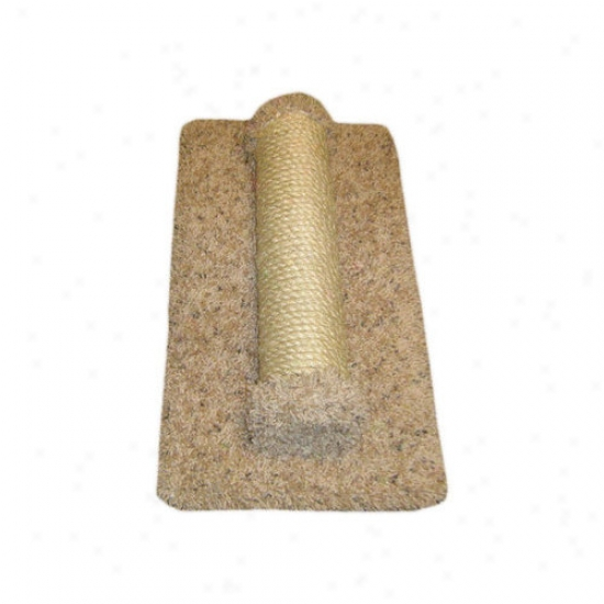 New Cat Condos Horizontal Sisal Scratching Post