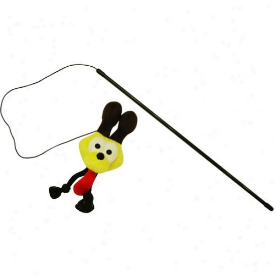Odie Premium Cat Fishing Toy