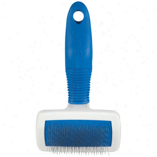 Oster Brush & De-mat Slickre Skirmish For Cats