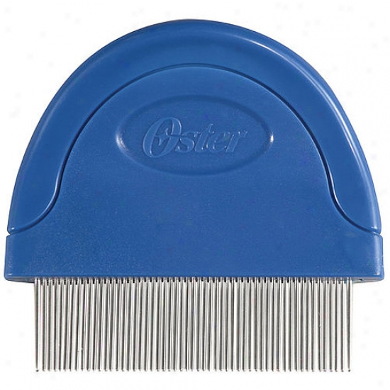 Oster Comb & Protect Flea Comb For Cats