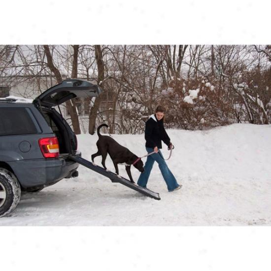 Pet Gear Tl9166bb Travel Lite Bi-fold Full Ramp