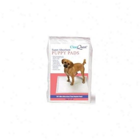 Pet Pals Us192 15 Clearquest Puppy Pads 150 Count Q
