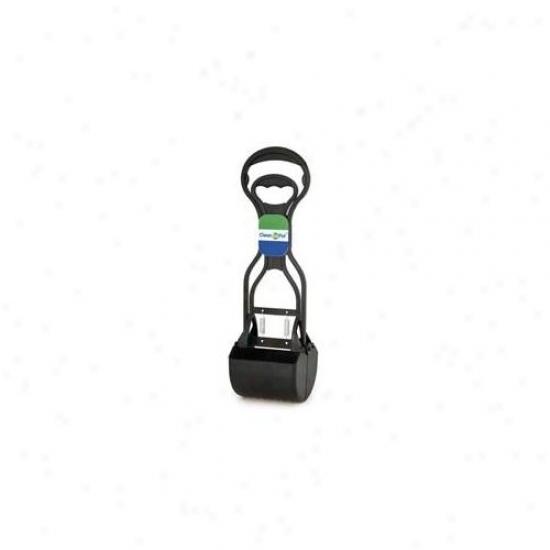 Petedge Zw5026 15 17 Clean Go Pet Grip N Grab Mini Scoop 15 Black