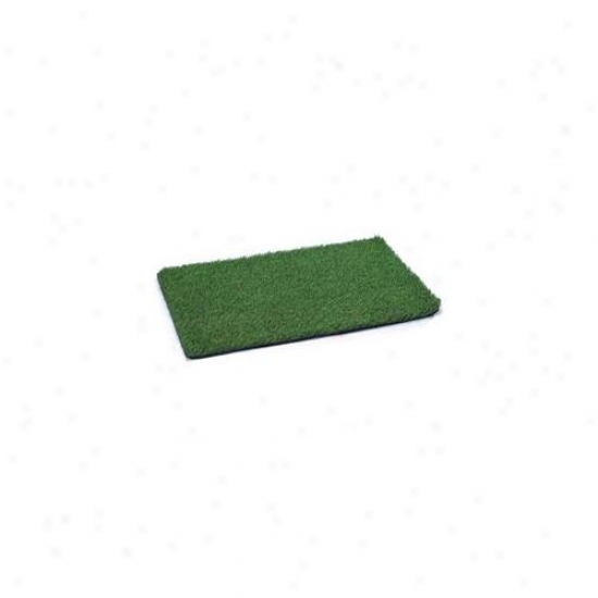Petedge Zw7048 27 Cgp Indoor Dog Potty Replacement Mat 27x40 In