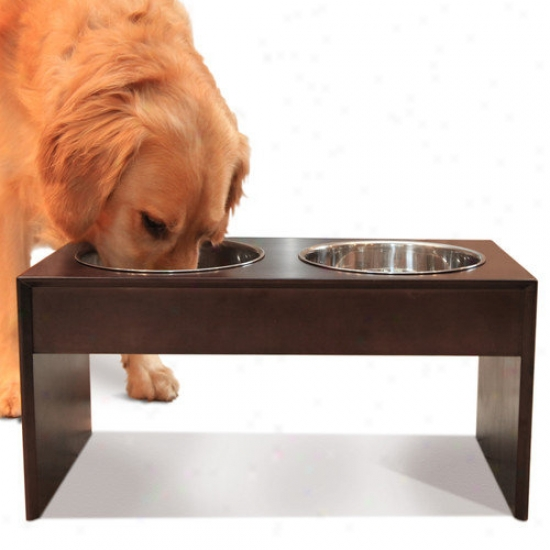 Petfusion Elevated Pet Bowl Holder