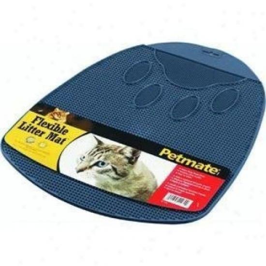 Petmate 22980 Flexible Litter Mat