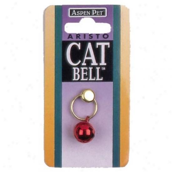 Petmate Aspen Pet 05733 12mm Metallic Aristo-cat  Ball