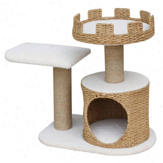 Petpals 27'' Cat Condo With Crown Perch