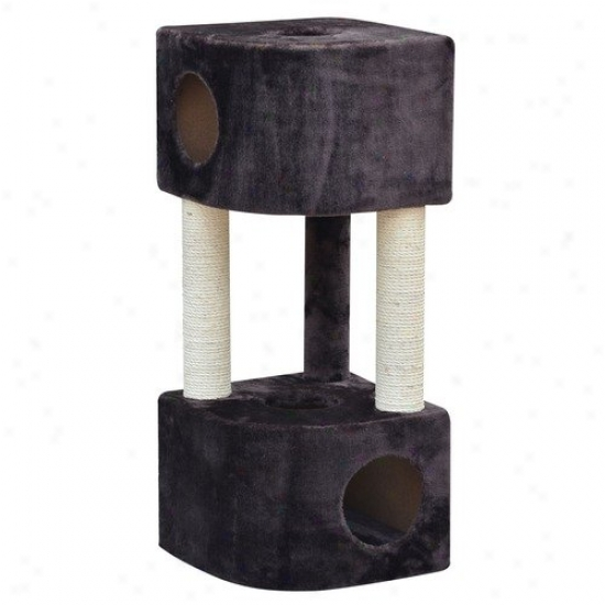 Petpals 39'' Abstract Design Cat Tree