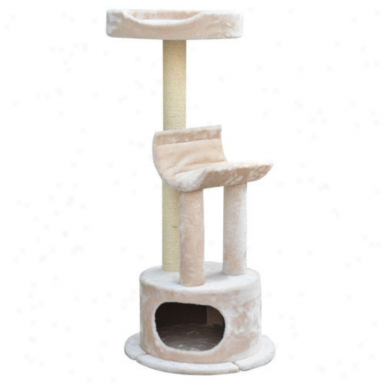 Petpal s56'' Playhouse Cat Tree
