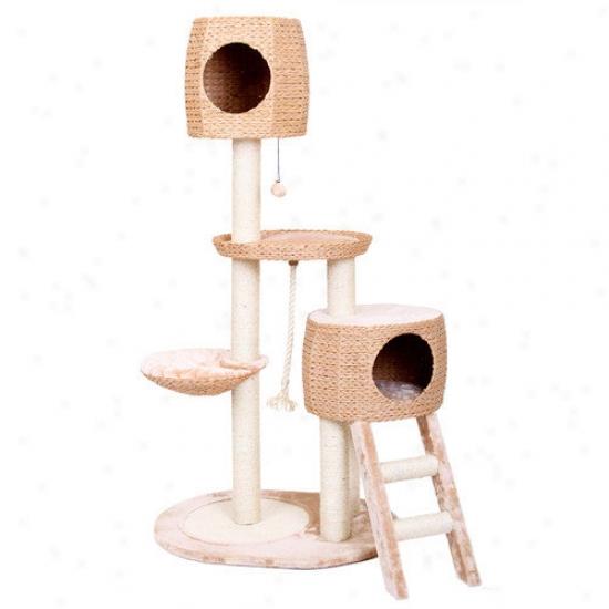 Petpals 64'' Cat Tree
