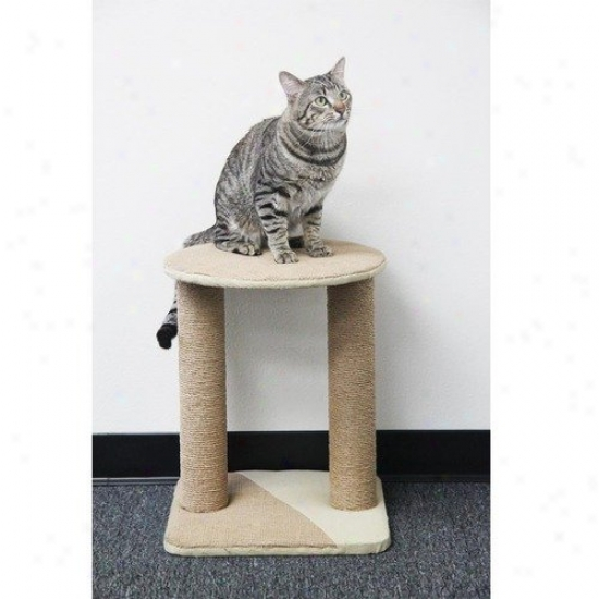 Petpals Recycled Paper Rope Cat Perch