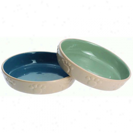Petrageous Designs Lucy's Little Paws Pet Bowls