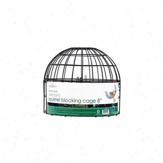 Pinebush Pine30735 Squirrel Blocking Cage 8 Inch