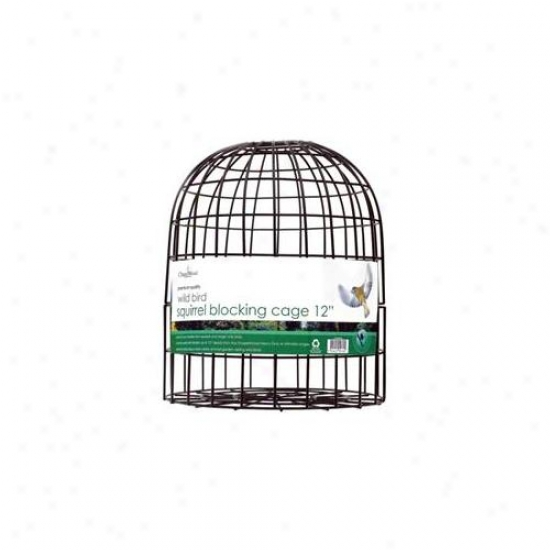 Pinebush Pine30736 Squirrel Blocking Cage 12 Inch