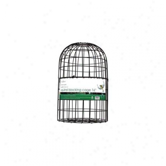 Pinebush Pine30737 Squirrel Blocking Cage 16 Inch