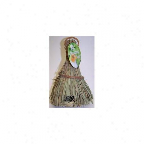 Prevue Pet Products 550-01156 Prevue Pet Products Finch Tiki Bird Hut