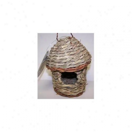 Prevue Pet Products 550-01158 Prevue Pet Products Finch Pagoda Top Bird Hut