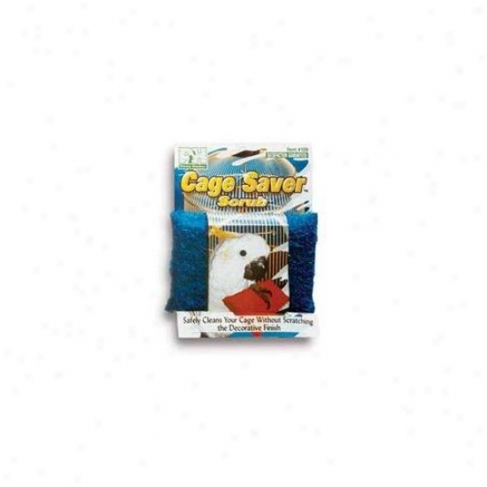 Prevue Pet Products Bpv109 Cage Saver Scrub