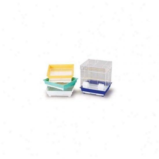 Prevue Fondling Products Bpvecono1614 Econo 1614 Econo Tiel Cage 4-pack