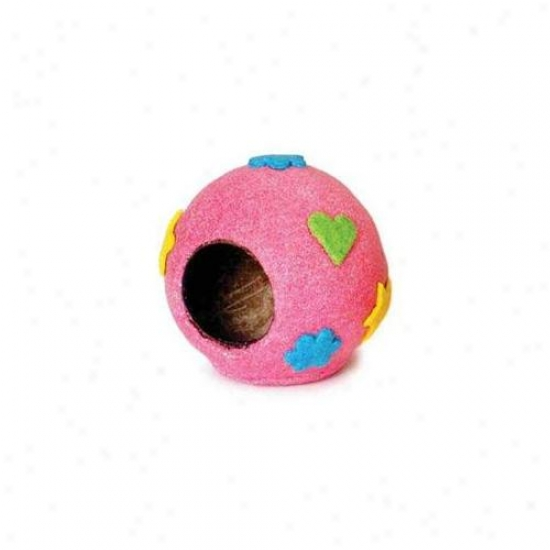 Prevue Pet Products Spv21718 Cosmic Crunch Hamster Hideaway