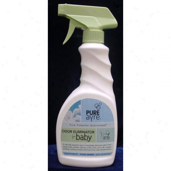 Pureayre 4414b 14 Oz Odor Eliminator For Baby