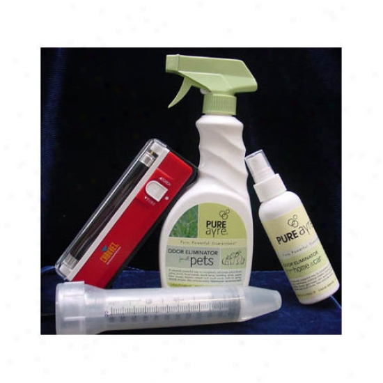 Pureayre Pet Odor Remover Kit