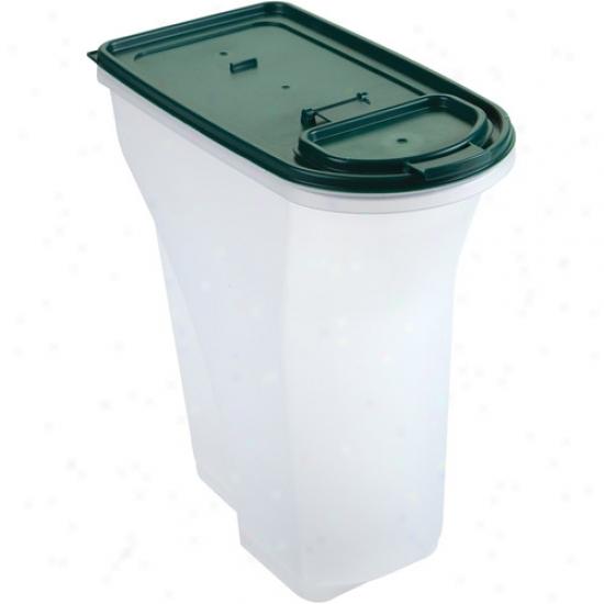 Remington Airtight Pet Food Container, 8 Qt
