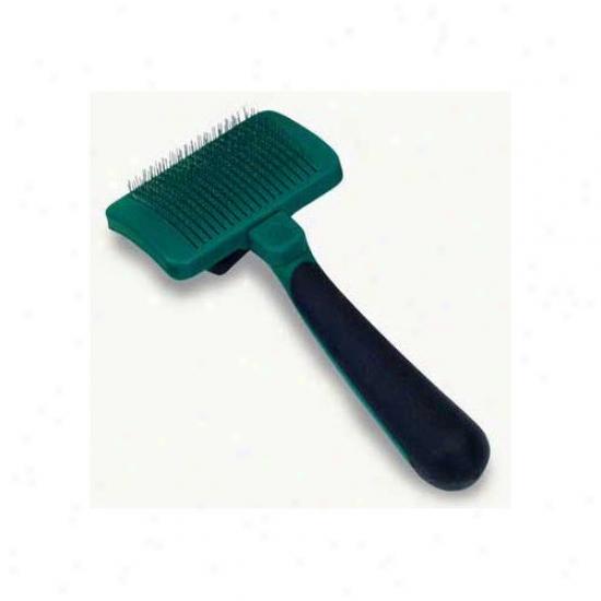 Safari Pet Products Self Cleaning Cat Slicker Brush