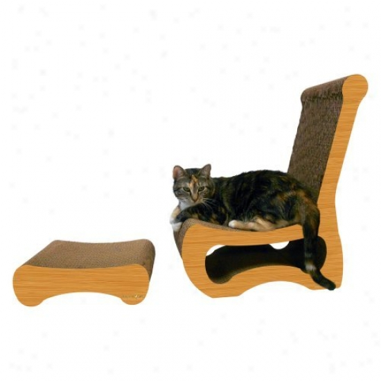 Shape Scratch N Shapes - Easy Chair