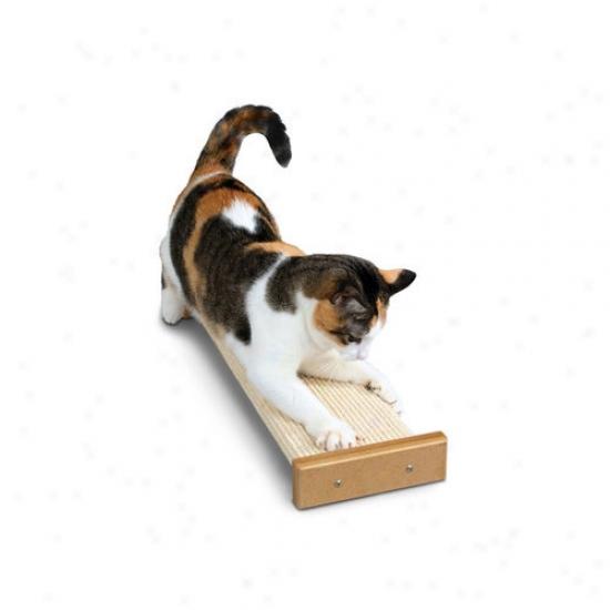 Smartcat Bootsie's Combination Sisal Cat Scratcher
