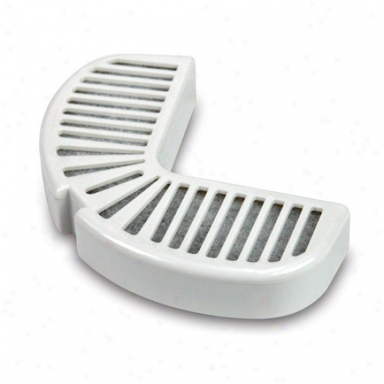 Smartcat Replacement Filters For Ceramic And Stainless Steel Fountain
