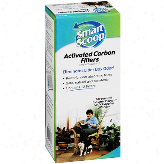 Smartscoop Activated Carbon Filter (12 Pack)