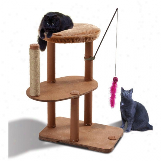Solvit 33'' Basic Cat Tree