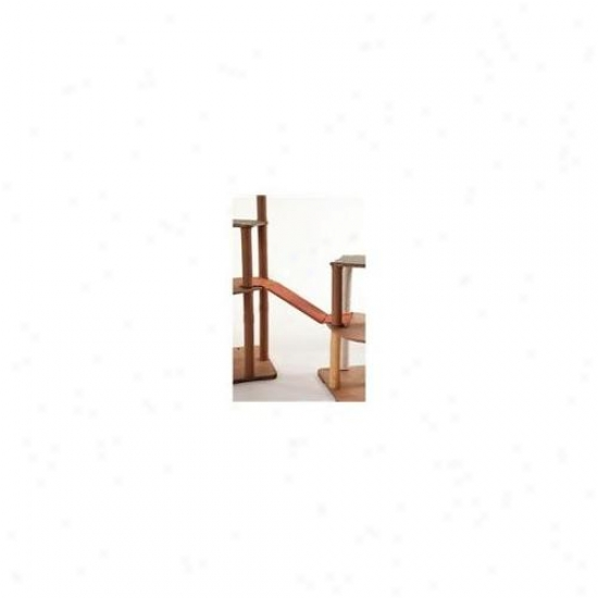 Solvit Products 61387 Kitty Scape Wood Bridge