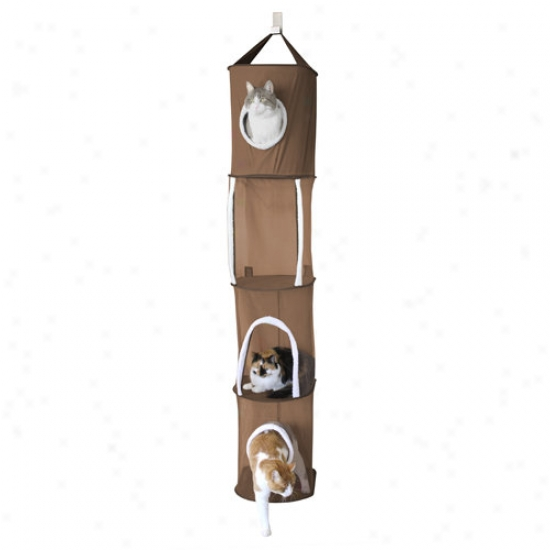 Sport Fondling Designs Hanging Tower Cat Furniture