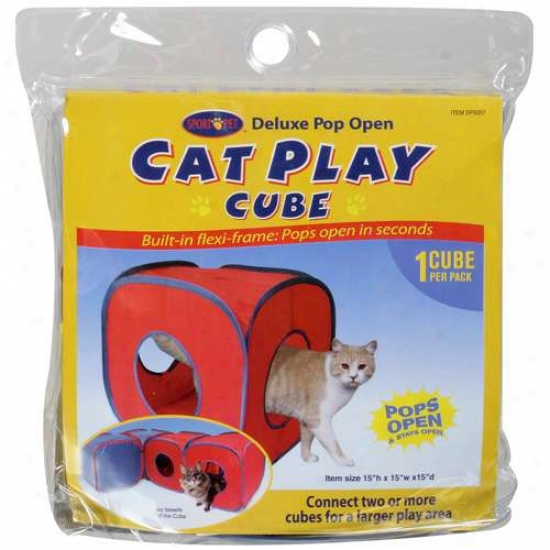 Sportpet Cat Put down Cube Cat Furntiure