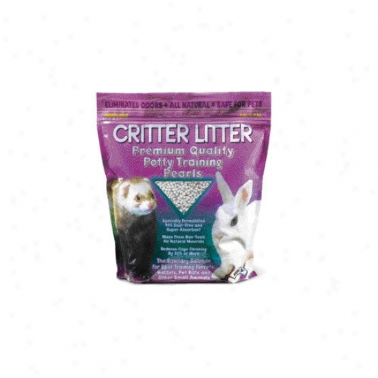 Super Pet 4 Lbs Critter Litter