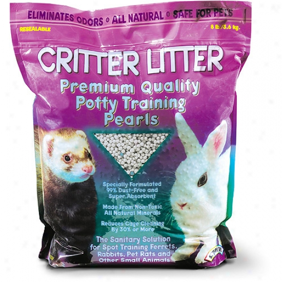 Super Pet 8 Lbs Critter Litter