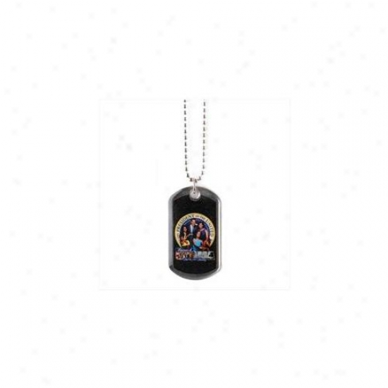Swm 12264 Obama Lineage Dog Tag Necklace