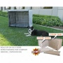 Animated Pet Midwest Life Stages 1-door Dog Crate Cover And Pad Contrive